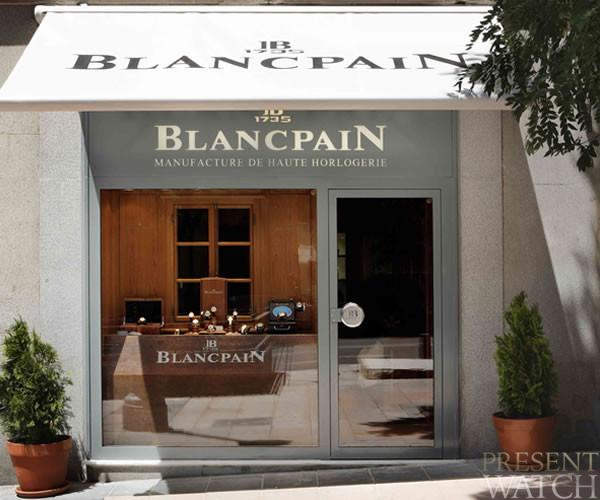 Blancpain boutiques worldwide 003