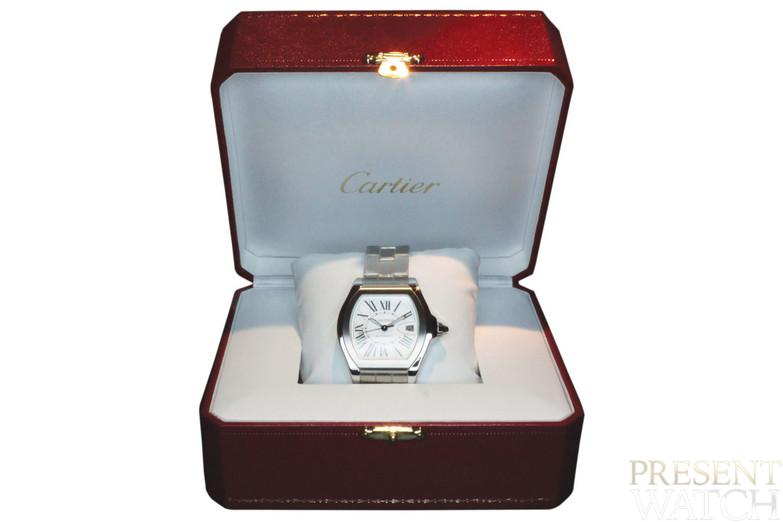 Cartier, Roadster Automatic. Made in 2010