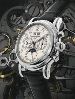 Important watches auction at Sotheby's