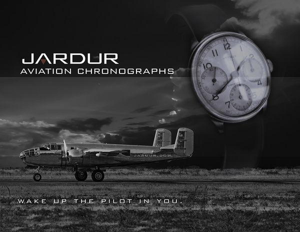 Jardur watches