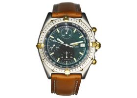Breitling steel and gold Chronomat, Ref. 81950