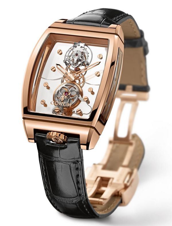 GOLDEN BRIDGE TOURBILLON PANORAMIC