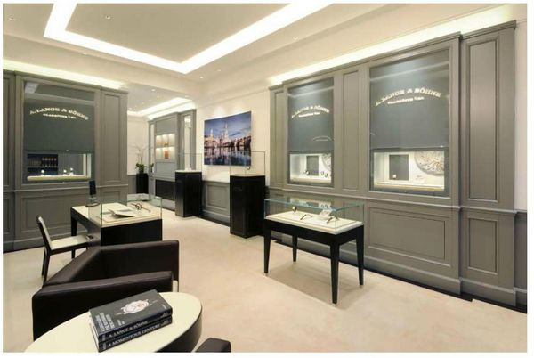 A.LANGE & SOHNE BOUTIQUE IN PALM BEACH