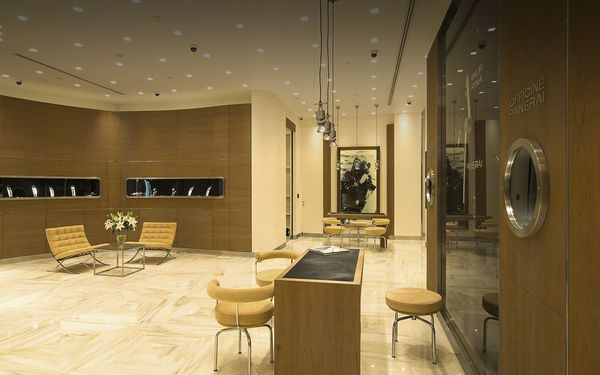 OFFICINE PANERAI IN KUWAIT CITY