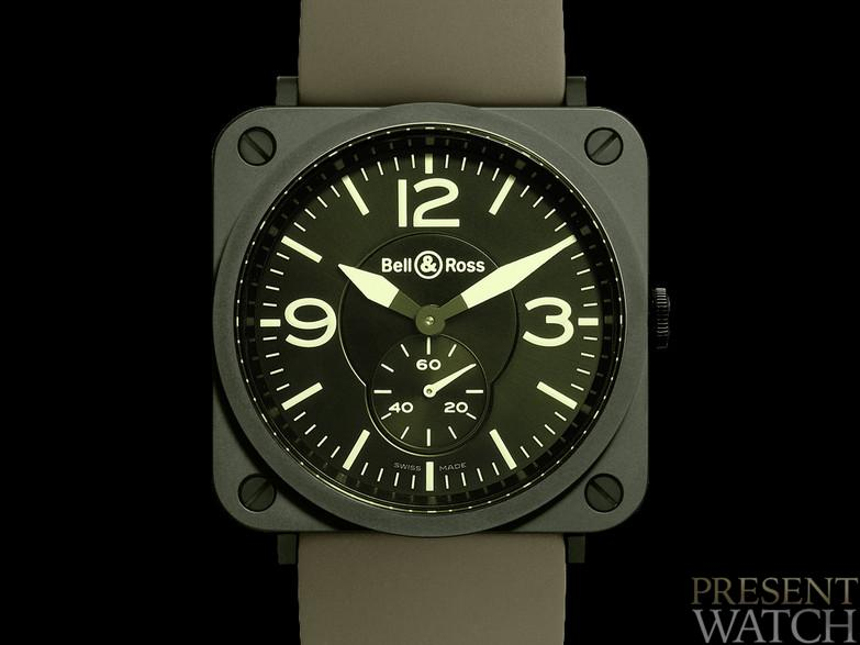Military-Style Watch Cont.