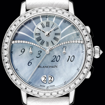Novi Chronograph Large Date by Blancpain