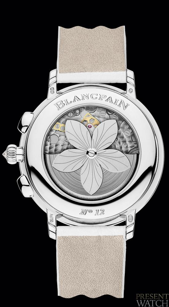 New Chronograph Large Date by Blancpain