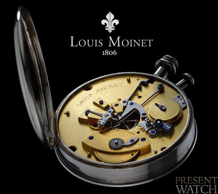 The new Louis Moinet discovery