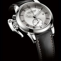 Pogledajte Graham Chronofighter 1695 Erotic Collection